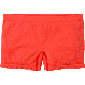 Smartwool Merino Seamless Boy Shorts Dam habanero